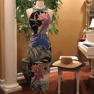 🎉HP🎉NWT MARA HOFFMAN BLOOMINGDALES MAXI DRESS